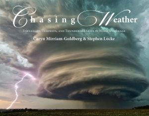 high res Chasing Weather Cover