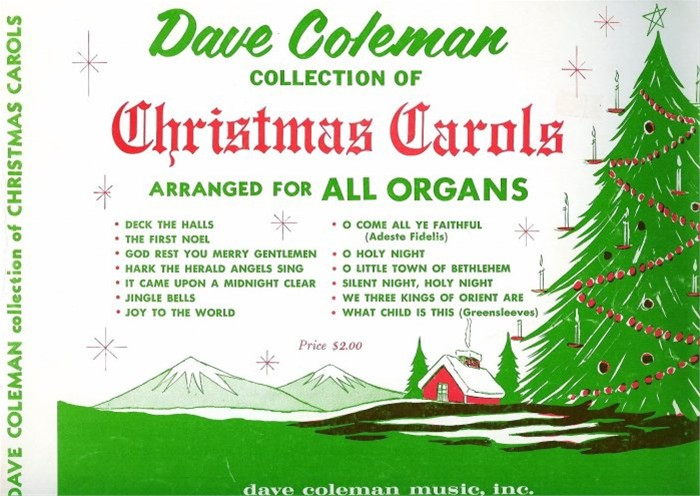 first off - All Christmas Songs